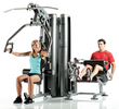 Tuff Stuff AP-7200 Multi Station Gym